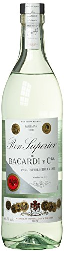 Bacardi Superior 44,5% Rum (1 x 0.7 l)