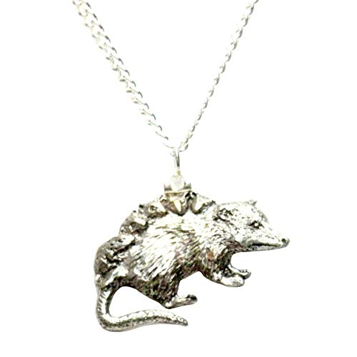 Possum Necklace 464