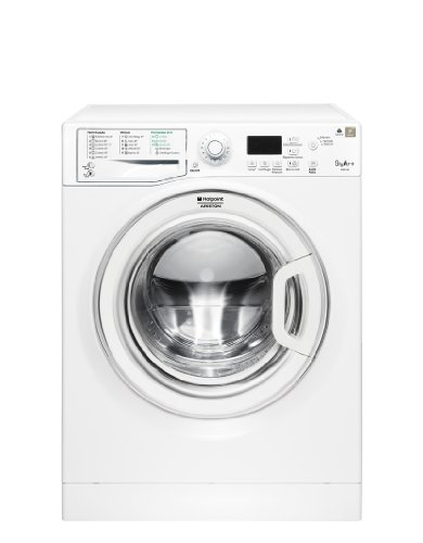 Hotpoint WMG 902 IT Independiente Carga frontal 9kg 1000RPM A++ Blanco - Lavadora (Independiente, Carga frontal, Blanco, Botones, Giratorio, Izquierda, Blanco)
