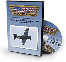 Wildcat- Thunder in the Sky (DVD), Film and Documentary on WWII Aircraft and Their Evolution into Modern Fighters- CAF