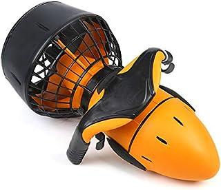 O-RAY シースクーター 水中スクーター ダイビング用 ウォータージェット 水下30M使用可能 収納バッグ付き 水下推進器 スラスター ポンプジェットタイプ...