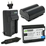Wasabi Power Battery (2-Pack) & Charger for Fujifilm NP-W235 & Fujifilm GFX 100S, X-T4, VG-XT4 Vertical Battery Grip