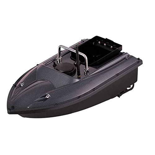 DYJD 500M Wireless Smart RC Bait Boat Auto Cruise 1.5k Cargar Pesca Nido Barco Alimentación Entrega Cargando Bait Boat Fish Finder Speedboat,Carbon Fiber