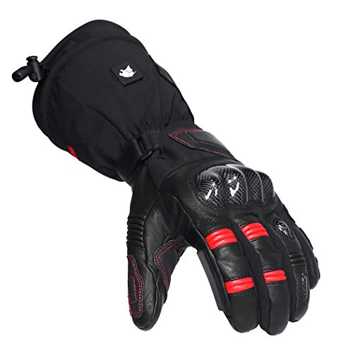 Smilodon Heated Motorcycle Gloves