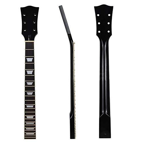 ERCZYO Cuello de guitarra eléctrica para piezas de recambio de guitarra Rosewood...