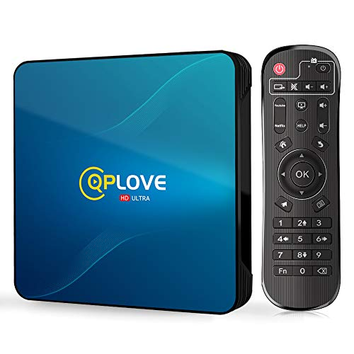 Android Tv Por Cable marca QPLOVE