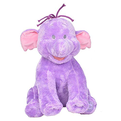 Heffalump Lumpy Plush Toy - Winnie The Pooh Elephant Stuffed Animal