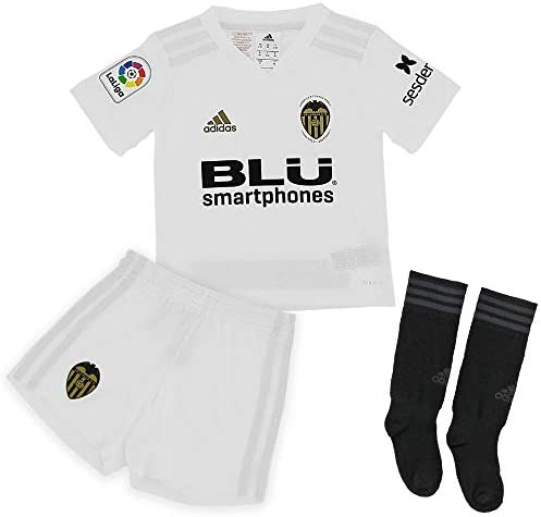 Adidas Valencia CF 1ª Equipación 2018-2019 para Niño