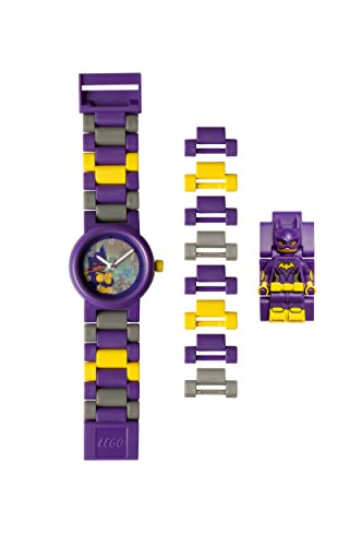 LEGO Unisex KinderArmbanduhr Analog Quarz Plastik 8020844