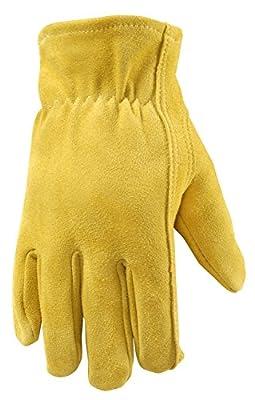 Wells Lamont Ultra Comfort Suede Deerskin Women's Gloves