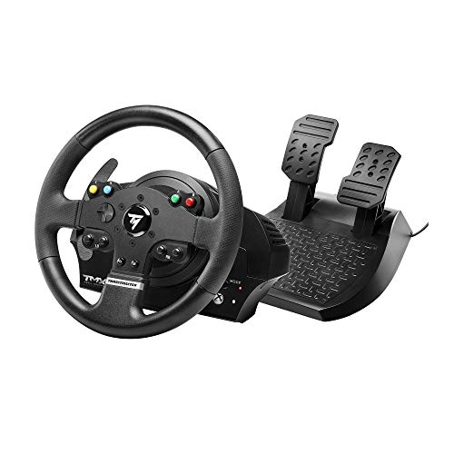 Thrustmaster TMX Force Feedback Racing Wheel - Xbox One - [Edizione: Regno Unito]