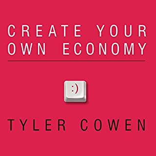 Create Your Own Economy audiobook cover art