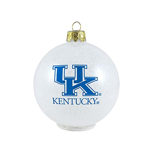 Boelter Brands NCAA Kentucky Wildcats LED Color Changing Ball Ornament