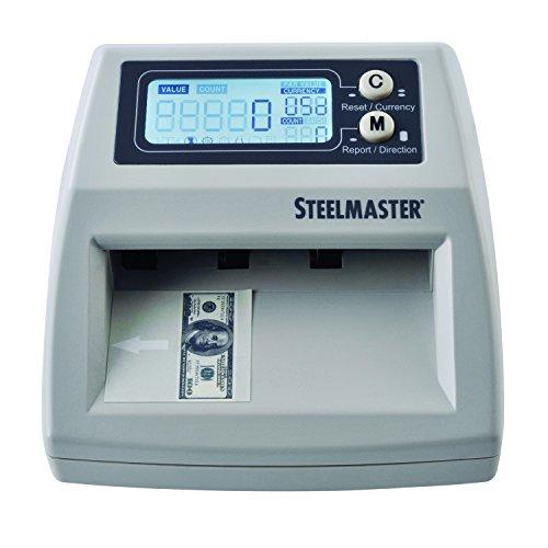 MMF Industries Detector,Counterfeit,AUTOMT Counterfeit Bill Detector (MMF2003300)