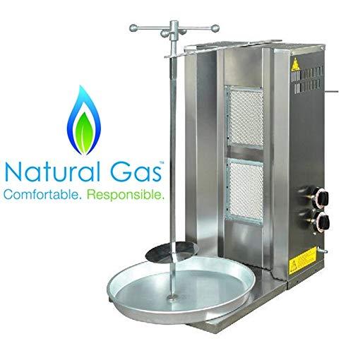 BURNER NATURAL GAS Rotating