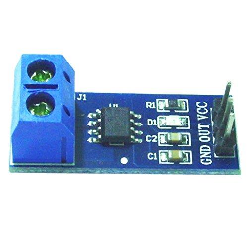 Stromerkennungs-Sensor-Modul Hall-Effekt-Sensor-Modul ACS712- Arduino-Modul