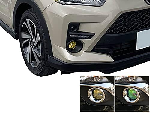 AUTOMAX izumi フォグランプフィルム (ライズ) ノーマル 青 車種専用 カット済み ステッカー シール ライト RAIZE A200A A210A トヨタ