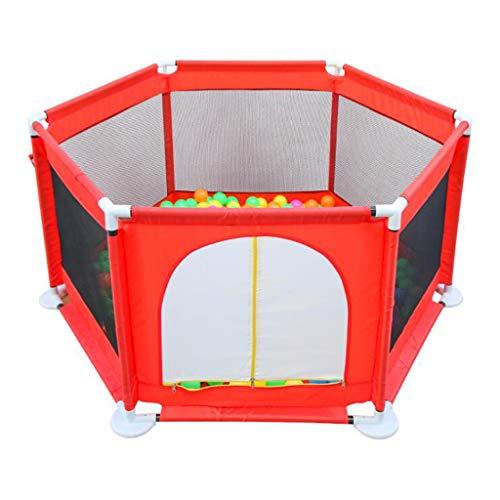ZYY-Baby Playpens Barre De Piscine Hexagonale IntéRieure pour BéBéS avec BarrièRe De Piscine IntéRieure pour BéBéS (Mode GéNéReuse/Espace Large/Couture DéLicate)