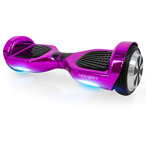 Hover-1 Ultra Electric Self-Balancing Hoverboard Scooter, Pink, 24 x 9 x 9.5 inches