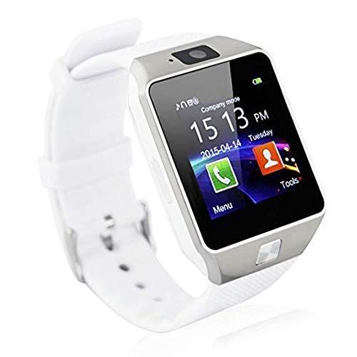 Teléfono Reloj de Pulsera Reloj de Pulsera Bluetooth Smart Reloj TFT LCD Touch Screen Smartwatch con Pantalla 1.54 Pulgadas