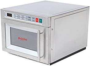 Four Micro-Ondes Professionnel Inox 30 L - 2,8 Kw - Pujadas 3000 cl