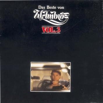 Das Beste von Wolfgang Ambros (Vol. 3)