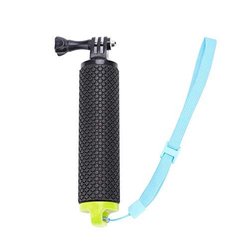 DAUERHAFT con Tapa de plástico con cordón Flotante Bobber Stick, para Deportes acuáticos, para Gopro SJCAM(Green)