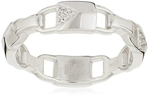 Michael Kors Damenring aus Silber Ringgröße 55 (17.5) MKC1024AN0407