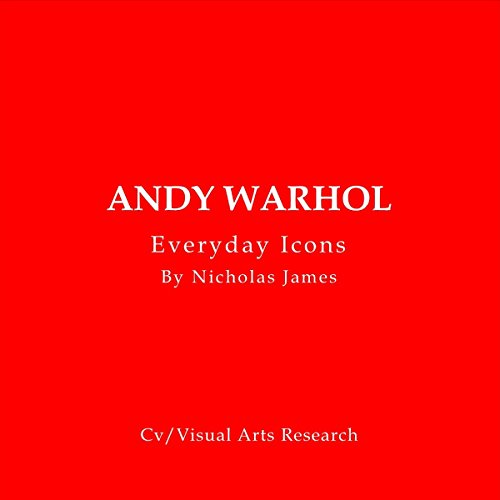 Andy Warhol audiobook cover art