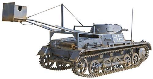 タコム 1/16 ドイツ軍 1号戦車 B型 爆薬設置車 プラモデル TKO1012
