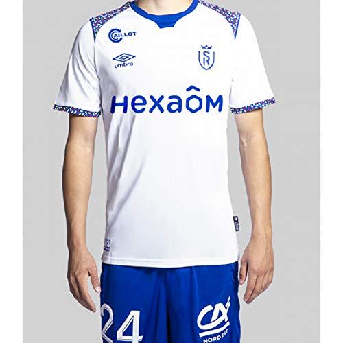 UMBRO Herren Stade Reims Badehose, Weiß/Mehrfarbig, XL