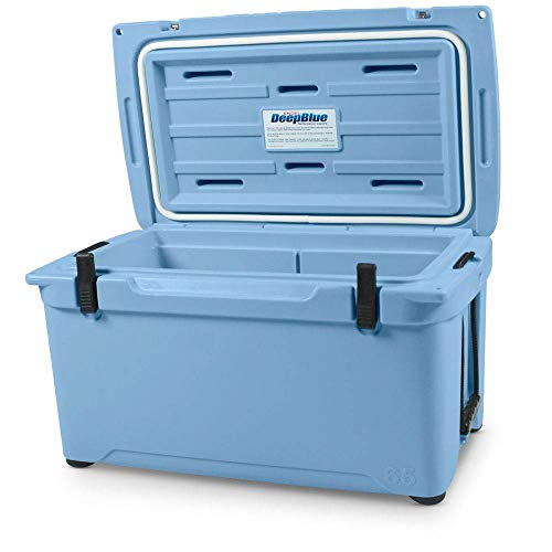 Engel 65 High Performance Hard Cooler and Ice Box, Arctic Blue