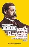 Sur la psychanalyse (Champs Classiques) - Format Kindle - 4,99 €