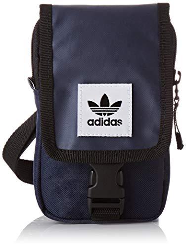 adidas Map Bag, Bolso bandolera Unisex Adultos, Azul (Maruni), 24x15x45 cm (W x H x L)