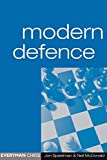 Modern Defence (everyman Chess)-Eelman Sp, Jon Mcdonald, Neil