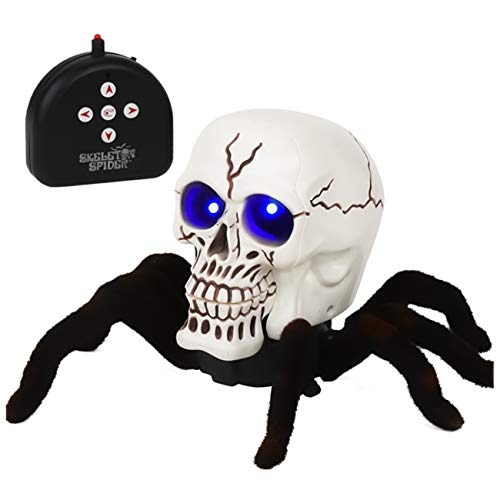 WASAIO Halloween Toy Fernbedienung Spider Tricky Toy