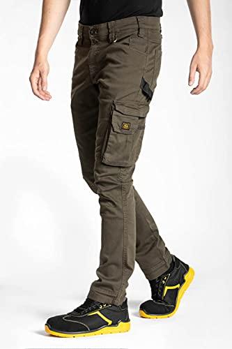 Rica Lewis Jeans de Travail Multi Poches Stretch JOBC