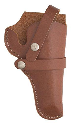 Hunter Company 1190 Leather Belt Holster, Taurus Judge Magnum 3' Chamber, 3'Barrel, Taurus Judge Magnum Revolver, with 3' Chamber and 3' barrel