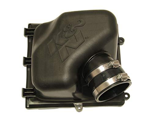 K&N 57S-4902 Kit de Admisión de Rendimiento Coche, Lavable y Reutilizable