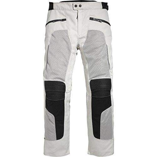 FPT049 - 0172-M50 - Rev It Tornado Pantalones Hombre 50 Plata Corto
