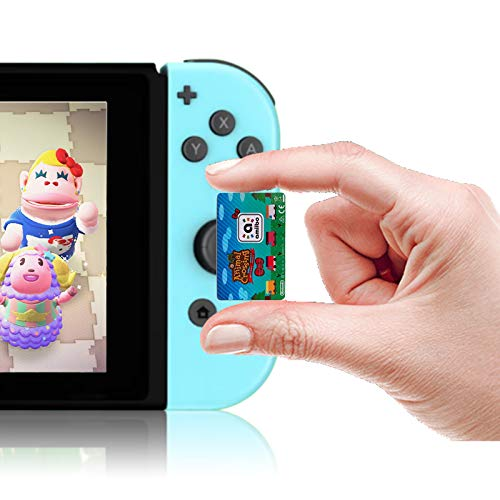 6 Pcs Sanrio NFC Tag Game Cards for Animal Xing New Horizons ACNH, Sanrio Collabration Cards for Switch/Lite/Wii U