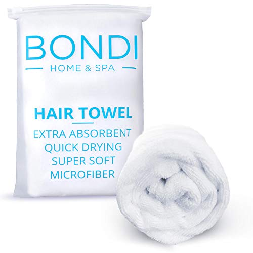 41+7mo4XHjL - Best Microfiber Towels for Curly Hair 2020 [Latest Review]