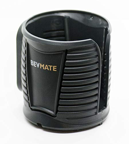 BevMate Magnetic Cup Holder for Cans, Travel Mugs, Bottles, and Tumblers