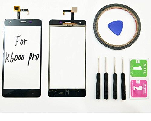 JRLinco Para Oukitel K6000 Pro Pantalla de Cristal Táctil, Touch Screen...