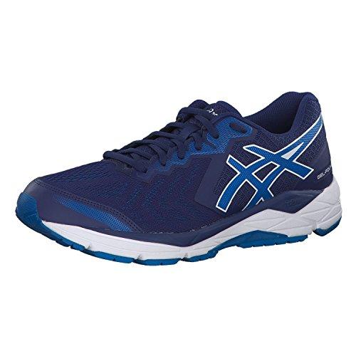 Asics Gel-Foundation 13 (2e), Zapatillas de Entrenamiento para Hombre, Azul (Blue Print/Race Blue 400), 41.5 EU