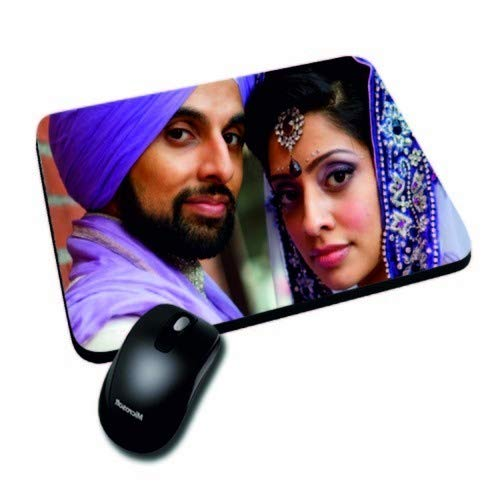 Color Creation Beautiful Personalized Printed Rubber Base Photo Mouse Pad/Mousepad for PC/Laptop