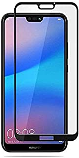 Ozone Huawei P20 Lite/Nova 3E Tempered Glass 0.26mm Full Cover Shock Proof Screen Protector - Black