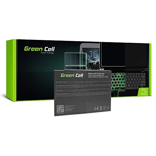 Green Cell (3.7V 27Wh 7300mAh) A1547 020-8558 020-8561 Batería para Apple iPad Air 2 A1566 A1567 Tablet