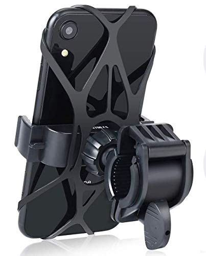 Bicycle mobile phone holder for universal smartphones: iPhone 11 PRO Max XS XR X 8 7 6 5 Plus LG Samsung Galaxy S20 S10 S9 S8 S7 S6 S5 Edge motorcycle, bicycle mobile phone holder. Mountain Bike. Bicycle Accessories