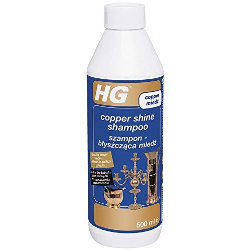 HG 295050106 Copper Shine Shampoo, White, 500ML